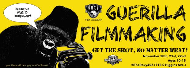 RFAGuerillaFilmmakingHoot